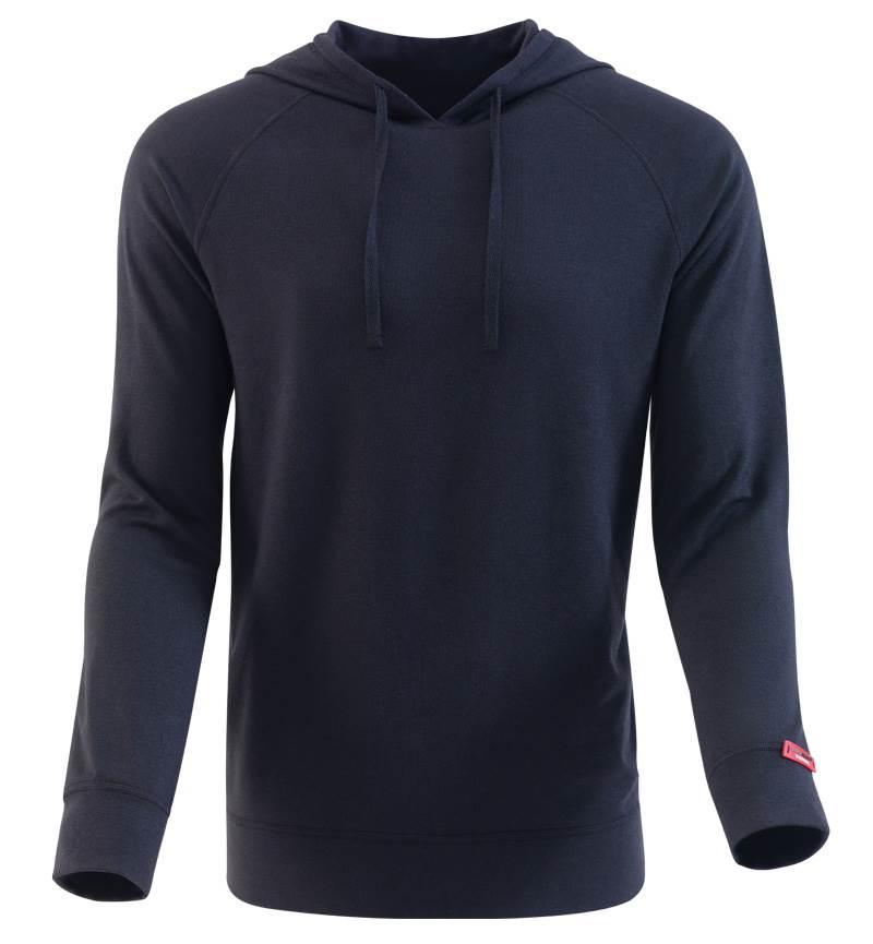 Erkek Termal Sweatshirt 2. Seviye 7468 - Siyah
