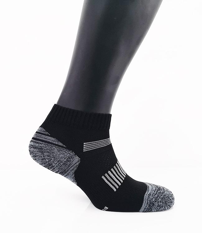 Antrenman Çorabı 9921 - Siyah