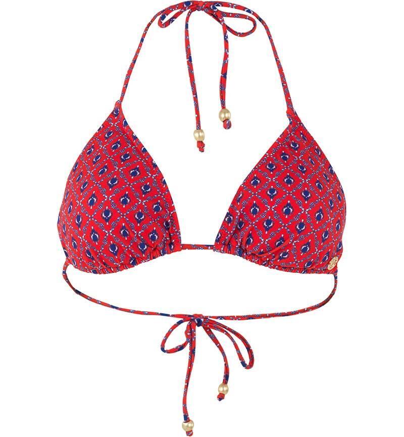 Bikini Üst 8353 - Çini Baskılı