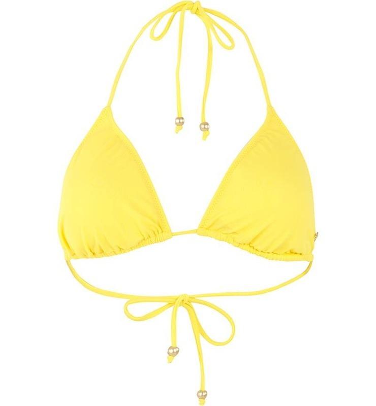 Bikini Üst 8353 - Sarı