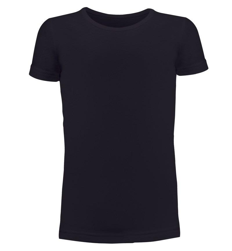 Çocuk Termal Tişört 1. Seviye 9299 - Siyah
