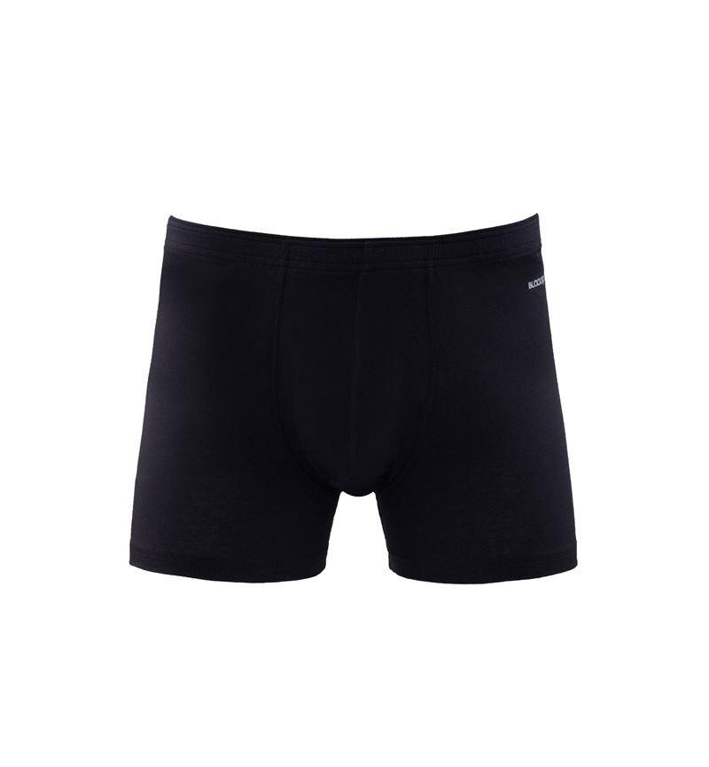 Erkek Pamuk Modal Boxer Comfort 9629 - Siyah