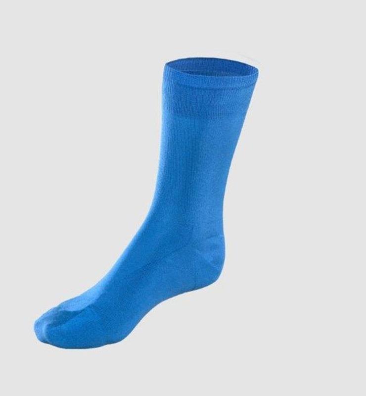 Erkek Classics Çorap 9901 - Mavi