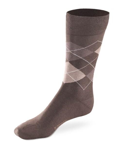 Blackspade Erkek Classics Çorap 9933 - Kahverengi