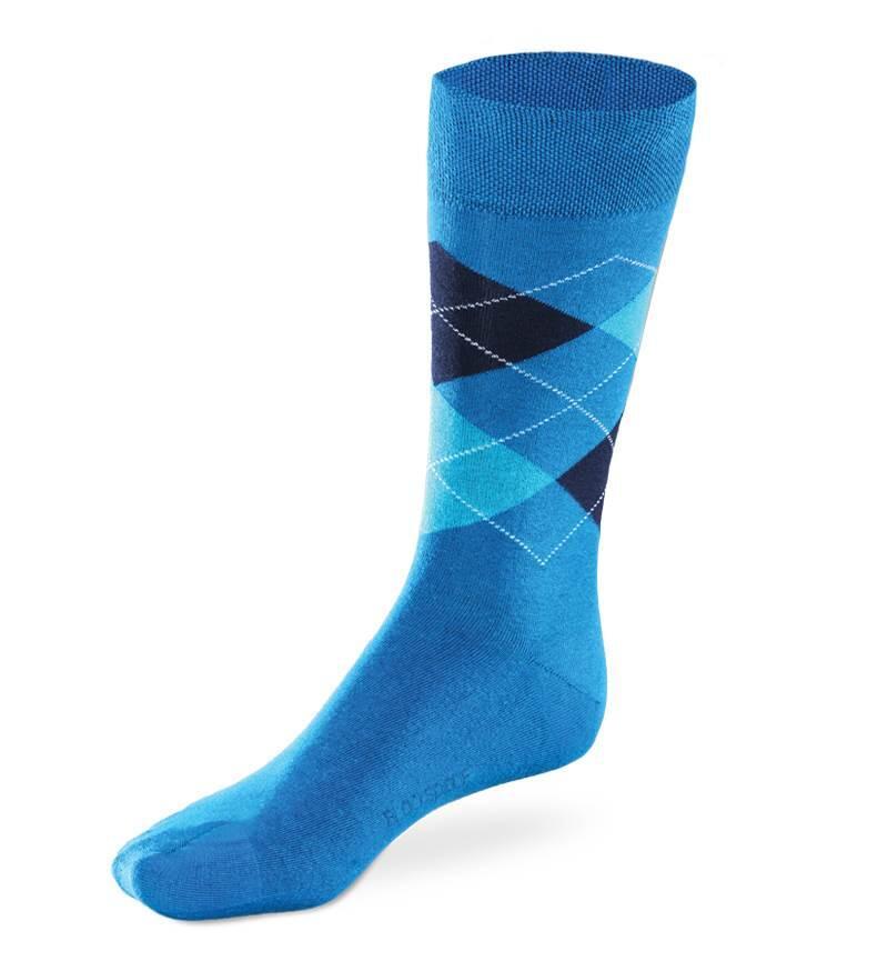 Erkek Classics Çorap 9933 - Mavi