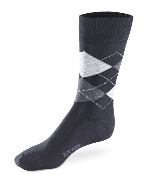 Blackspade Erkek Classics Çorap 9933 - Siyah