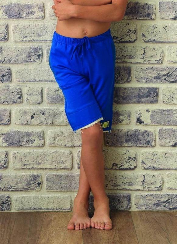 Erkek Çocuk Pijama- Alt 7517 - Mavi