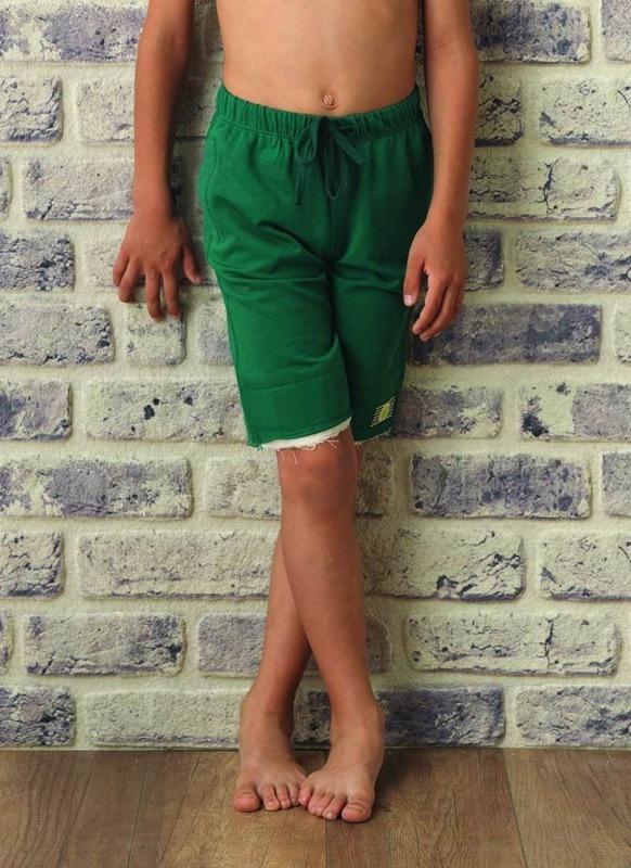Erkek Çocuk Pijama- Alt 7517 - Yeşil