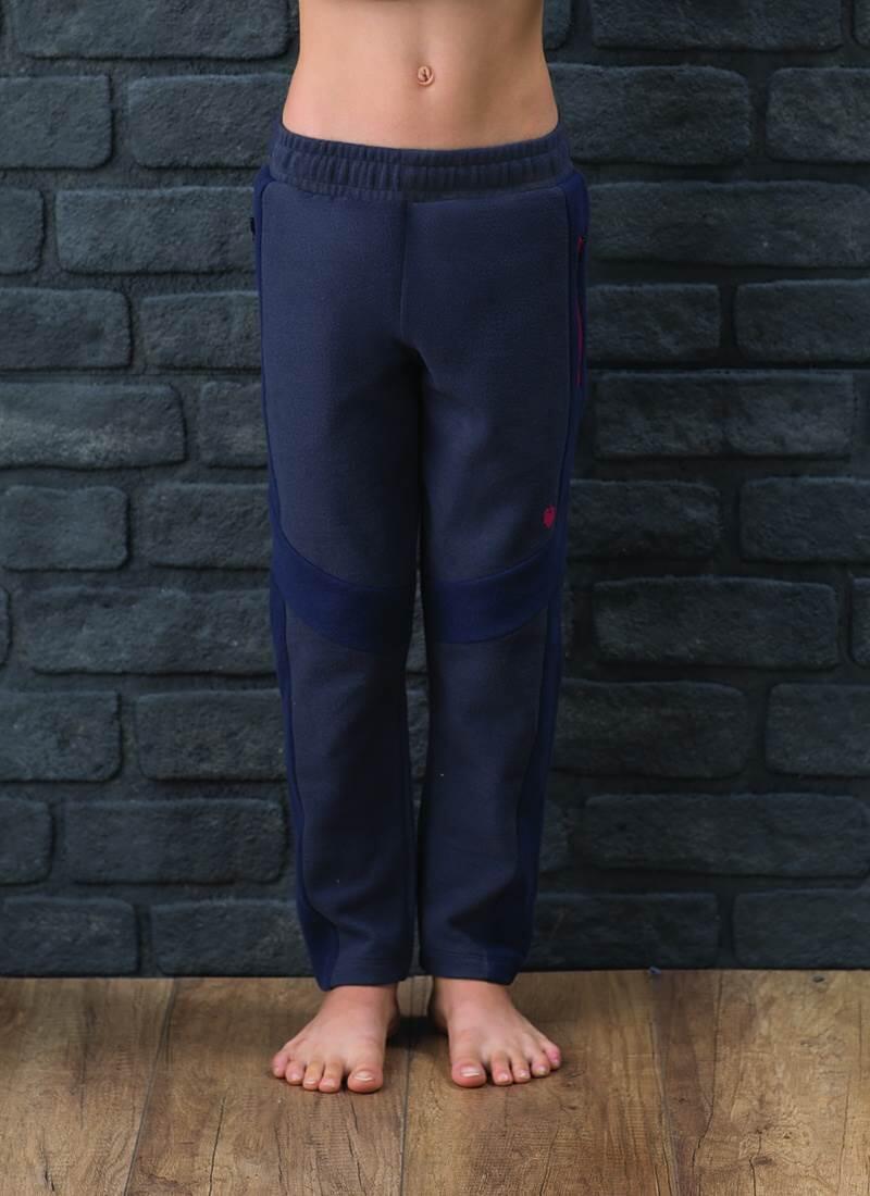 Erkek Çocuk Pijama Alt 7567 - Antrasit Lacivert