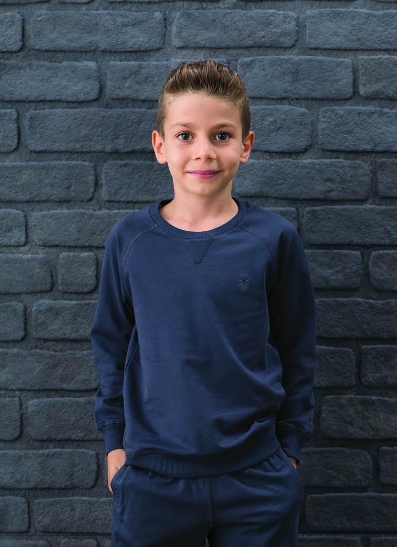Erkek Çocuk Üst 7563 - Denim