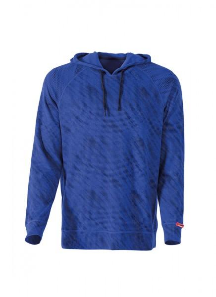 Blackspade Erkek Termal Sweatshirt 2. Seviye 7579 - Mavi Desenli