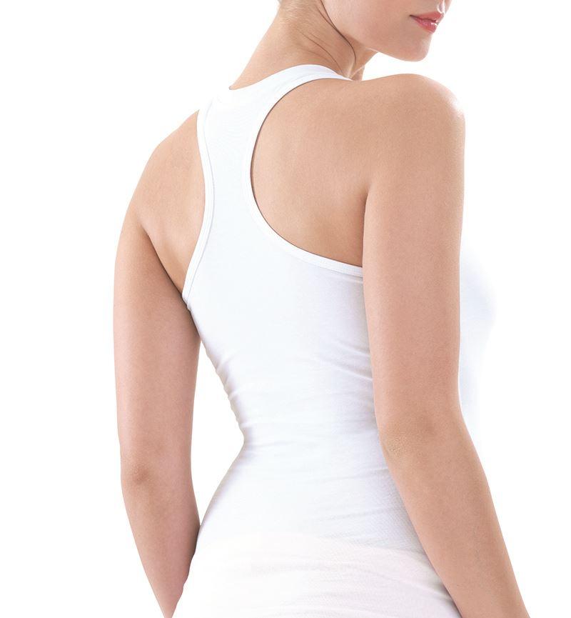 Essential Sport Kadın Atlet 1713 - Beyaz