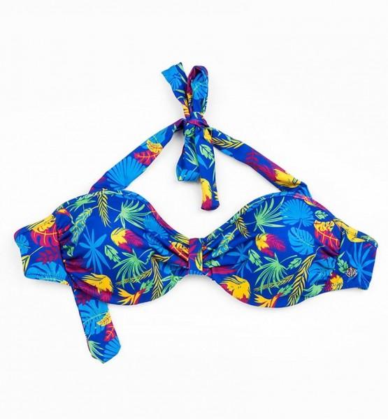 Blackspade Kadın Bikini Üst 8247 - Yaprak Desenli
