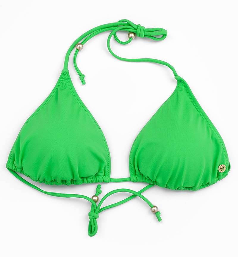 Kadın Bikini Üst 8248 Desenli - Yeşil