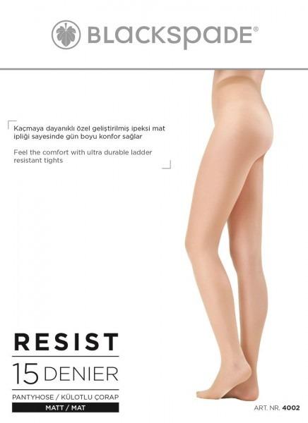 Blackspade Kadın Çorap 4002 - Ten
