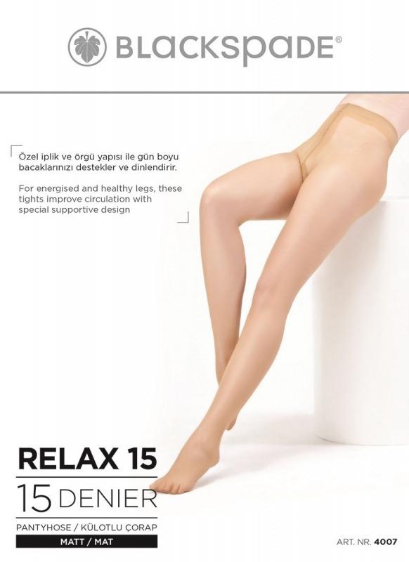 Kadın Çorap 4007 - Ten
