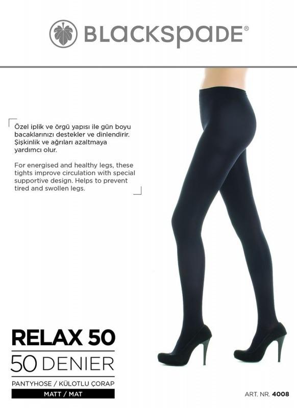 Kadın Çorap 4008 - Siyah