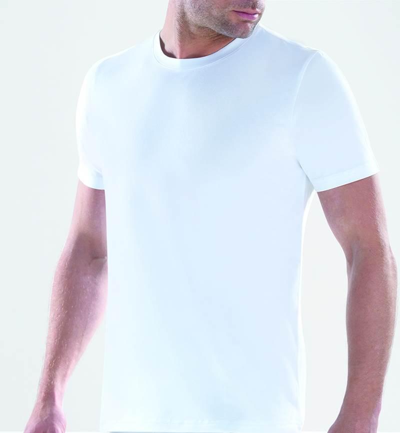 Mood Erkek T-Shirt 9319 - Beyaz