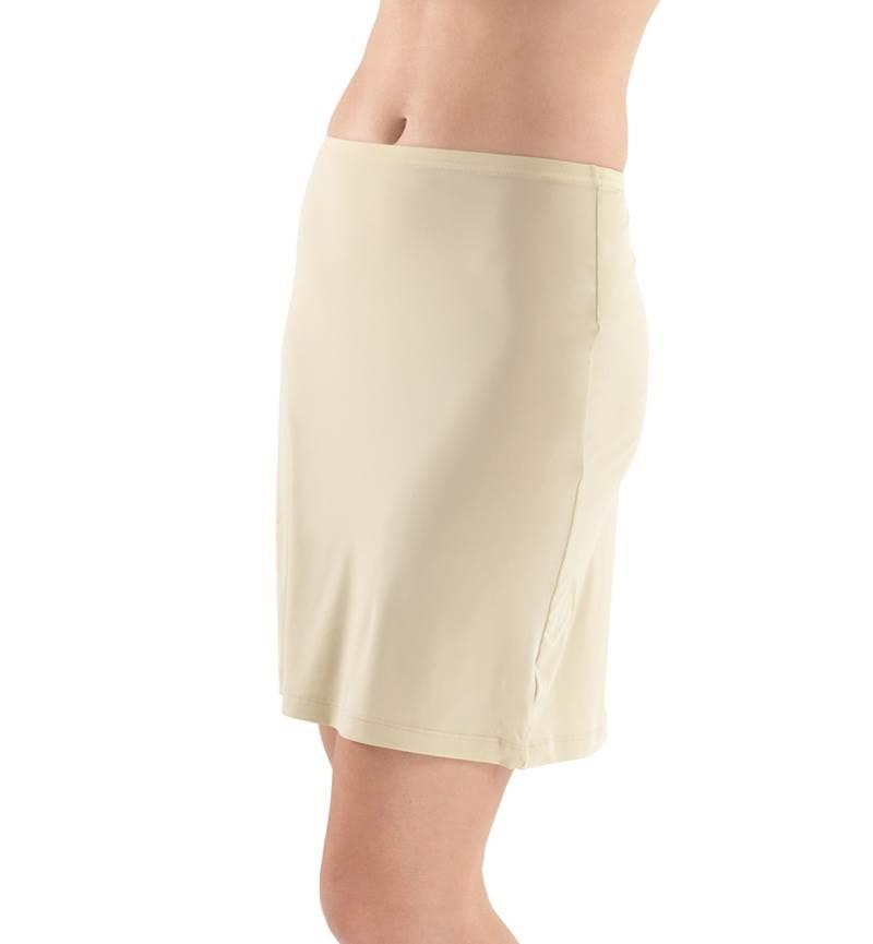 Kadın Jüpon Etek Petticoat 1897 - Ten