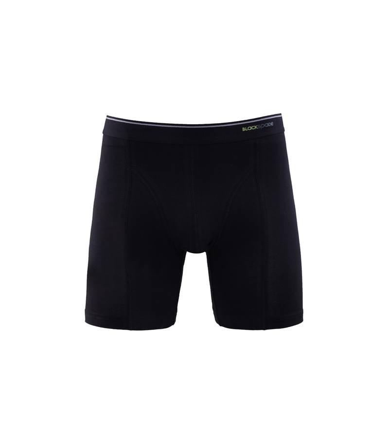 Erkek Pamuk Elastan Retro Boxer Tender Cotton 9216 - Siyah