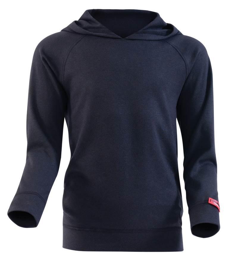 Termal Çocuk 2. Seviye Sweatshirt 5945 - Siyah